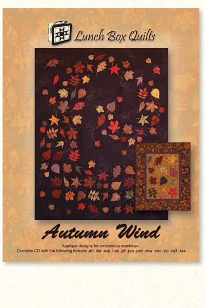 Autumn Wind Cover
