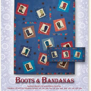 Boots and Bandanas Cover