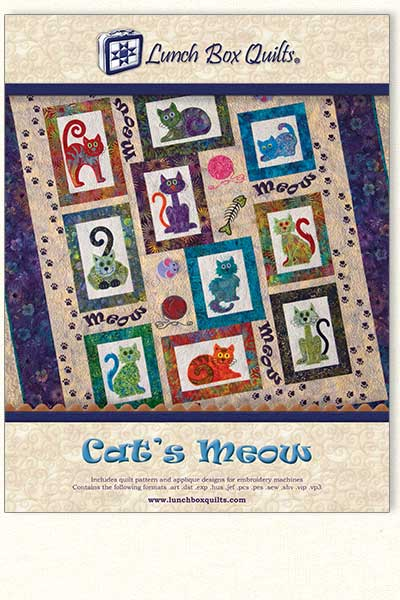 Cats Meow Cover
