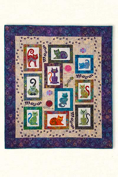 Cats Meow Quilt