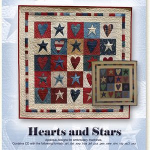 Hearts and Stars Cover