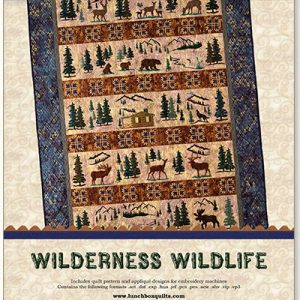 Wilderness Wildlife Cover