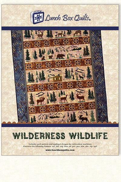 Wilderness Wildlife Cover