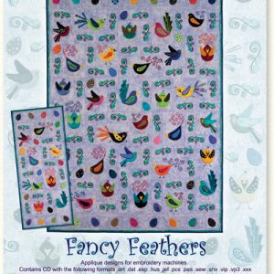Fancy Feathers Cover