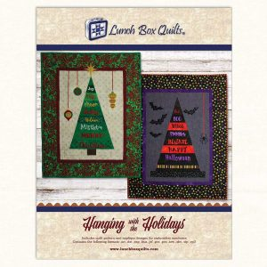 Hanging Holidays Cover