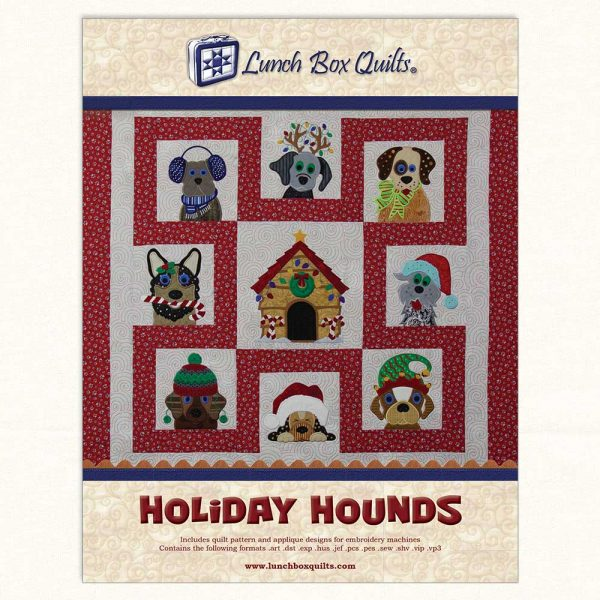 Holiday Hounds Cover