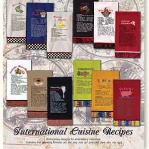 International Cuisine Cover