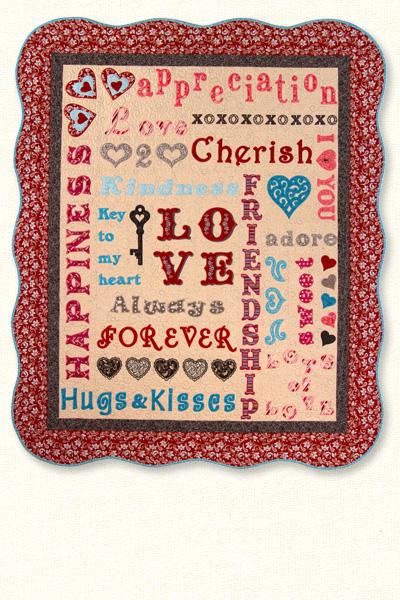 Love Letters Quilt