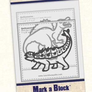 Quiltasaurus MAB Cover