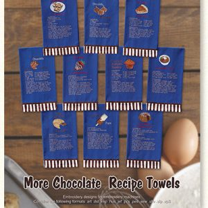 More Chocolate Cover