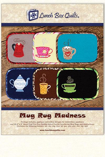 Mug Rug Cover