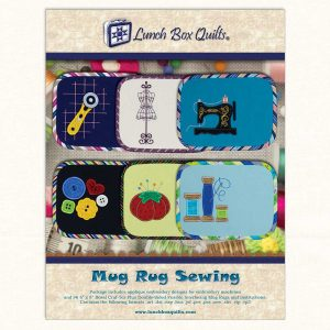 Mug Rug Sewing Cover