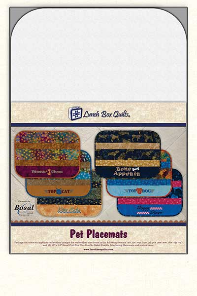 Pet Placemats Cover