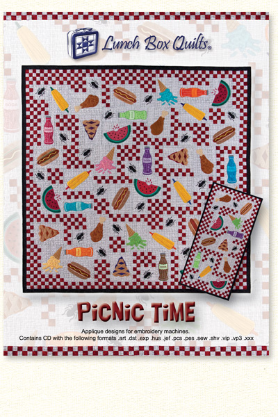 Picnic Time Cover