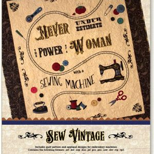 Sew Vintage Cover
