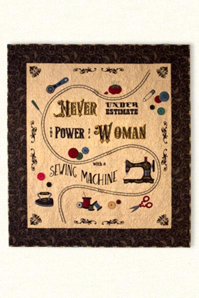 Sew Vintage Quilt