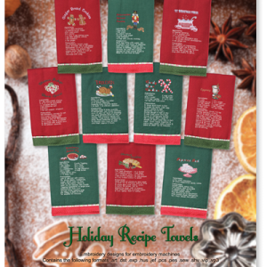 Holiday Recipe Cover