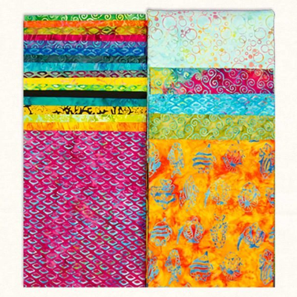 Ocean Odyssey Fabric Kit Cover Group
