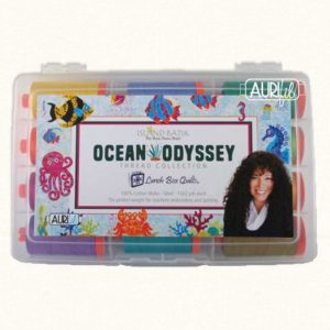 Ocean Odyssey Thread Kit