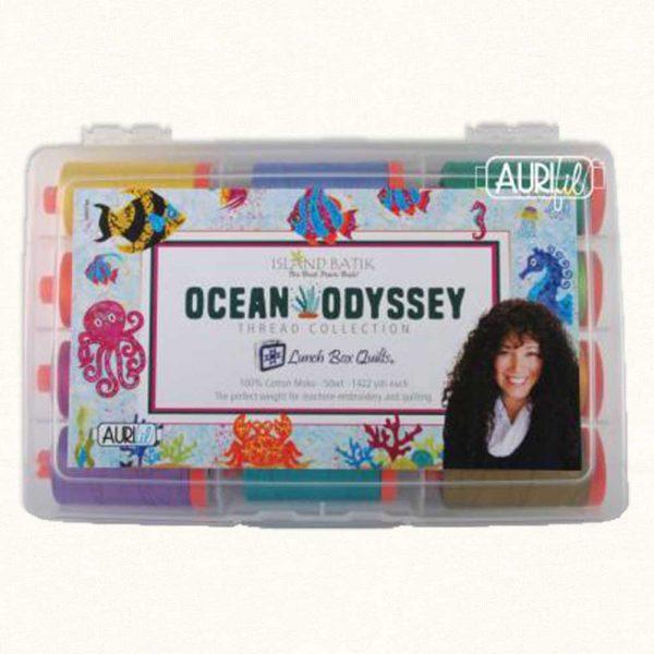 Ocean Odyssey Thread Kit
