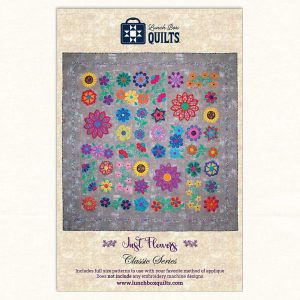 Just Flowers Classic Cover
