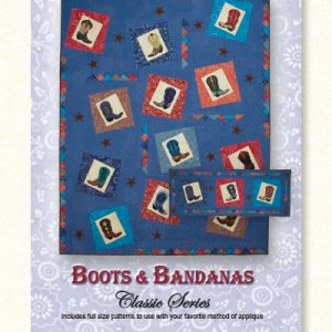 Boots and Bandanas Classic Cover