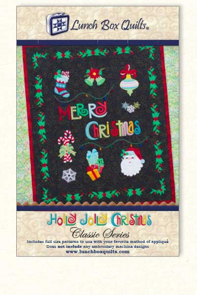 Holly Jolly Christmas Classic Cover