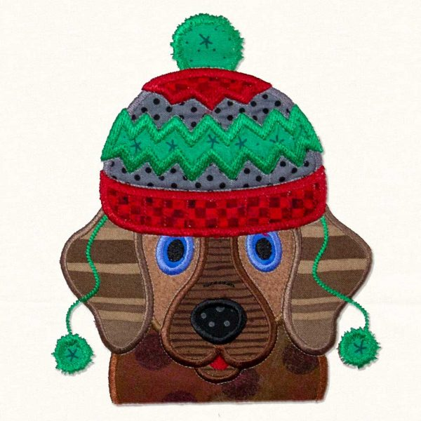 Holiday-Hounds-Buddy-Knitted-Cap