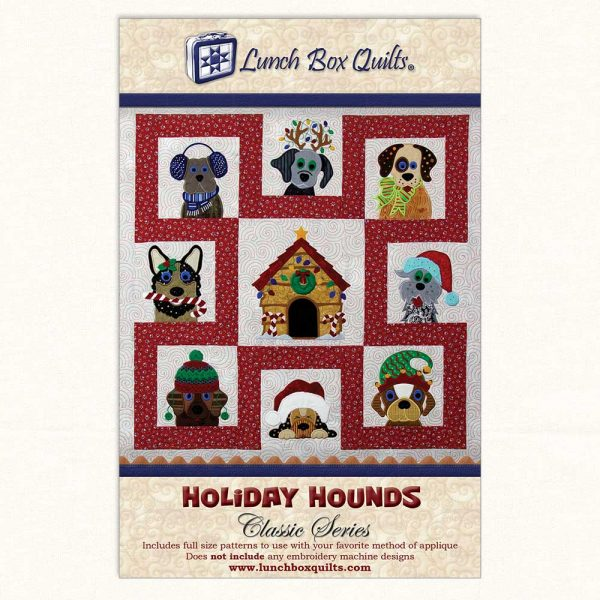 Holiday Hounds Classic Cover