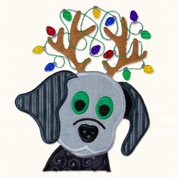 Holiday-Hounds-Daisy-Antlers